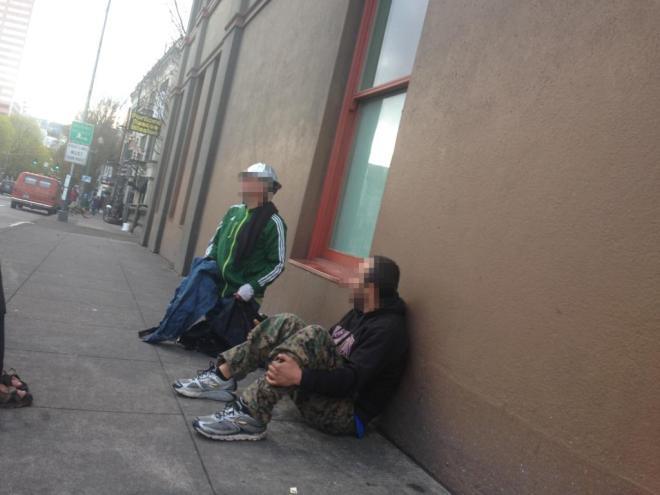 Homeless Hardhat